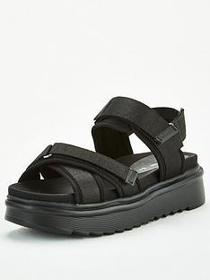 v-by-very-haddix-sporty-hiking-sandals-black