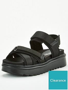 v-by-very-haddix-sporty-hiking-sandals-black