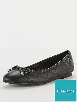 v-by-very-melissa-toe-cap-ballerina-shoes-black