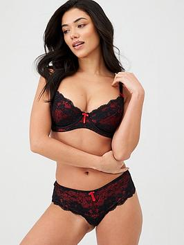 pour-moi-amour-underwired-non-padded-bra-black-scarlet