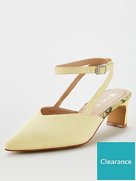 v-by-very-cacey-low-heel-strappy-point-shoe-yellow