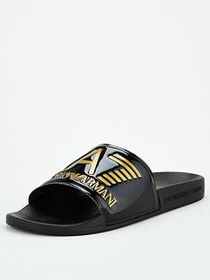 ea7-emporio-armani-sea-world-visibility-logo-slides-blackgold