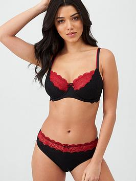 pour-moi-allure-high-leg-brief-blackred