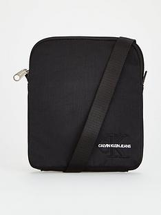 calvin-klein-monogram-cross-body-bag-black