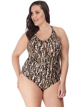 elomi-elomi-fierce-animal-print-moulded-swimsuit