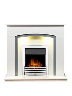adam-fires-fireplaces-adam-tuscany-fire-suite-in-pure-white-grey-with-eclipse-electric-fire-in-chrome
