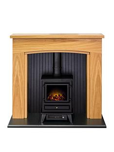 adam-fires-fireplaces-adam-turin-stove-suite-in-oak-black-with-hudson-electric-stove-in-black