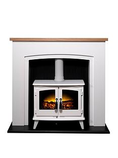 adam-fires-fireplaces-adam-siena-stove-suite-in-pure-white-oak-with-woodhouse-electric-stove-in-white