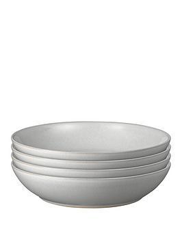denby-intro-set-of-4-pasta-bowls-ndash-soft-grey