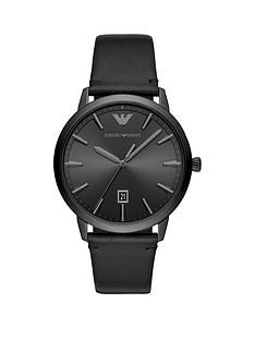 emporio-armani-emporio-armani-black-sunray-dial-black-leather-strap-mens-watch