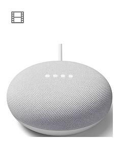 google-nest-mini-home-smart-speaker-rock-candy