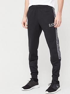 ea7-emporio-armani-tape-logo-joggers-black