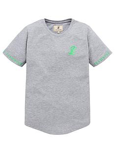 illusive-london-boys-neon-logo-short-sleeve-t-shirt-grey