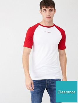 river-island-white-r96-raglan-muscle-fit-t-shirt