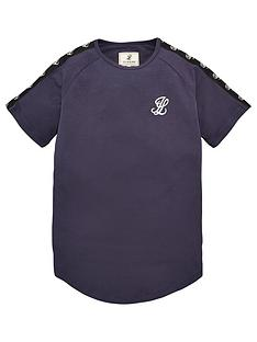 illusive-london-boys-taped-short-sleeve-t-shirt-grey