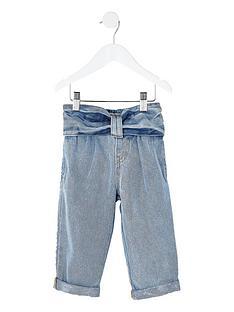 river-island-mini-mini-boys-bow-waist-mom-jeans