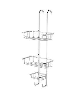 croydex-rust-free-hook-over-three-tier-shower-basket