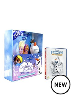 disney-disney-frozen-book-with-bedtime-buddy-and-singalong-dvd