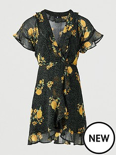 v-by-very-woven-midi-dress-floral-print