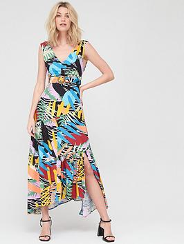 v-by-very-v-neck-cotton-maxi-dress-tropical-printnbsp