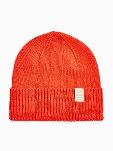 topshop-beanie-hat-rednbsp