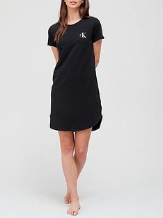 calvin-klein-nightshirt-black