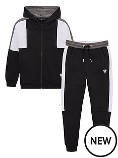 v-by-very-boys-2-piece-colour-block-hoodie-amp-jogger-set-blackwhite