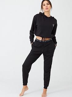 calvin-klein-lounge-hoodie-black
