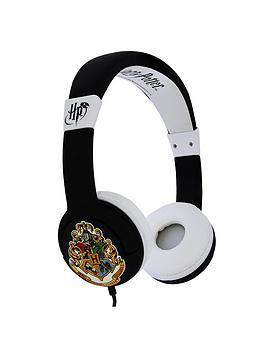 harry-potter-harry-potter-hogwarts-crest-kids-headphones