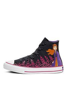 converse-frozen-2-anna-childrens-hi-tops-black