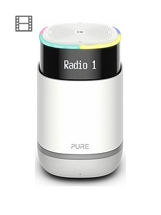 pure-streamr-bluetooth-speaker-and-dab-radio-with-amazon-alexa