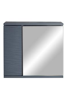 lloyd-pascal-wave-mirrored-bathroom-wall-cabinet-grey
