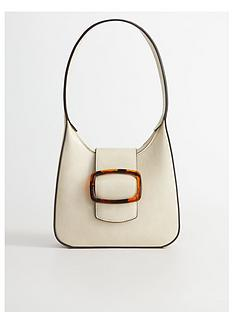 mango-tortise-shell-shoulder-bag