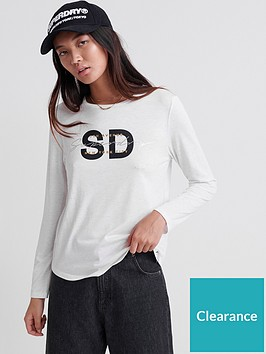 superdry-sparkle-long-sleeved-graphic-t-shirt-white