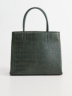 mango-mini-croc-bag