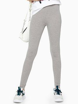 topshop-internal-elastic-leggings-grey