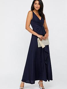 monsoon-monsoon-jessie-jersey-twist-v-neck-maxi-dress