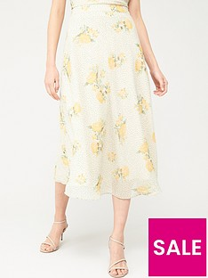 v-by-very-chiffon-printed-midi-skirt-floral