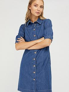monsoon-dacia-organic-cotton-denim-dress-blue