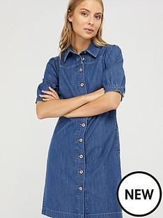 monsoon-dacia-organic-cotton-denim-dress-blue