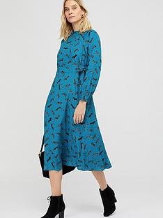 monsoon-monsoon-sadie-leopard-print-tie-midi-dress