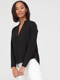 v-by-very-notch-neck-shirt-black