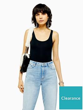 topshop-zig-zag-stitch-bodysuit-black