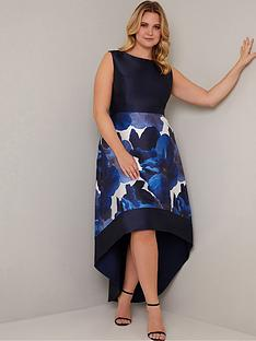 chi-chi-london-curve-bray-dress-navy