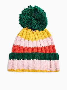 topshop-topshop-stripe-beanie-hat-multi