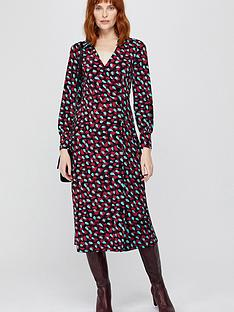 monsoon-carla-spot-print-midi-dress