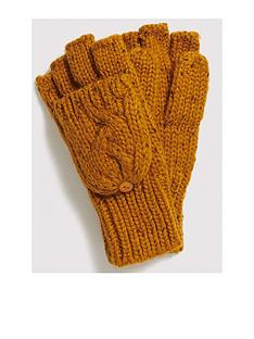 superdry-gracie-cable-glove