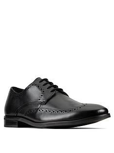 clarks-stanford-limit-lace-up-shoe-black