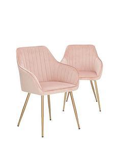 pair-of-alisha-brass-legged-dining-chairs-pink