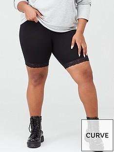 junarose-curve-lennon-lace-cycle-shorts